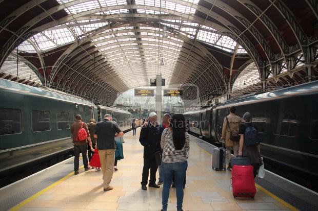 GWR Oxford London Paddington Advance Single 060