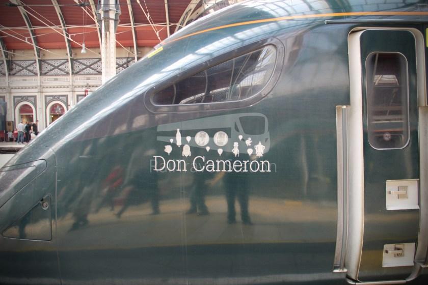 GWR Oxford London Paddington Advance Single 062