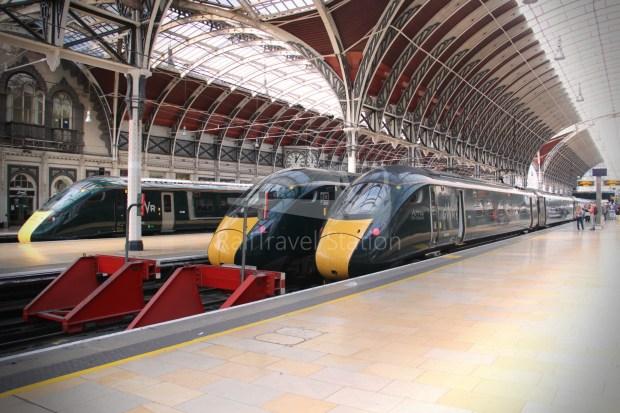 GWR Oxford London Paddington Advance Single 064