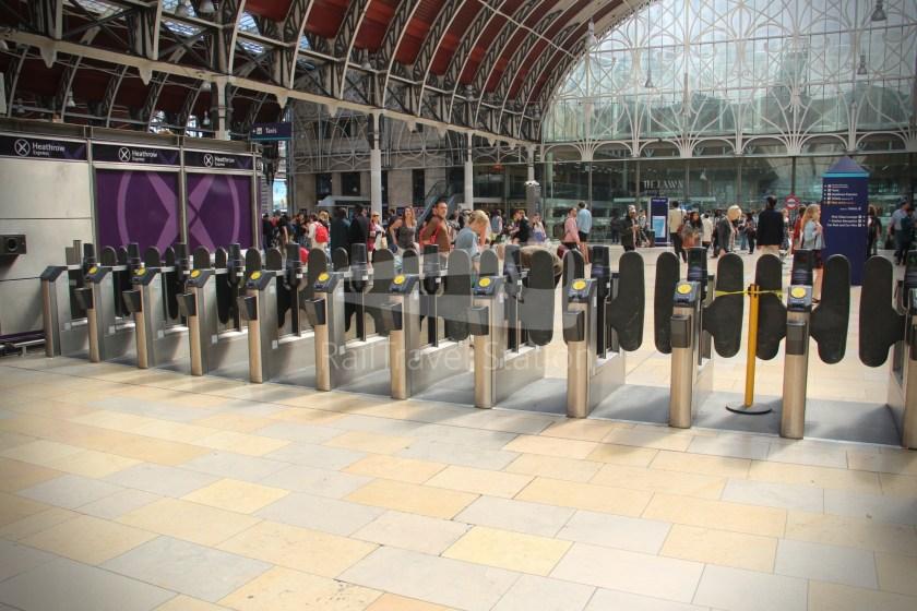 GWR Oxford London Paddington Advance Single 066
