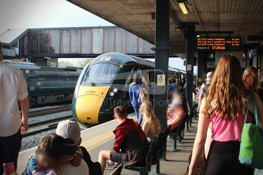 GWR TfL Rail Oxford Heathrow Terminal 4 006