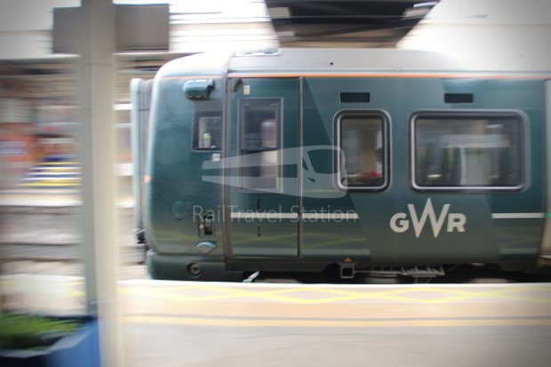GWR TfL Rail Oxford Heathrow Terminal 4 014