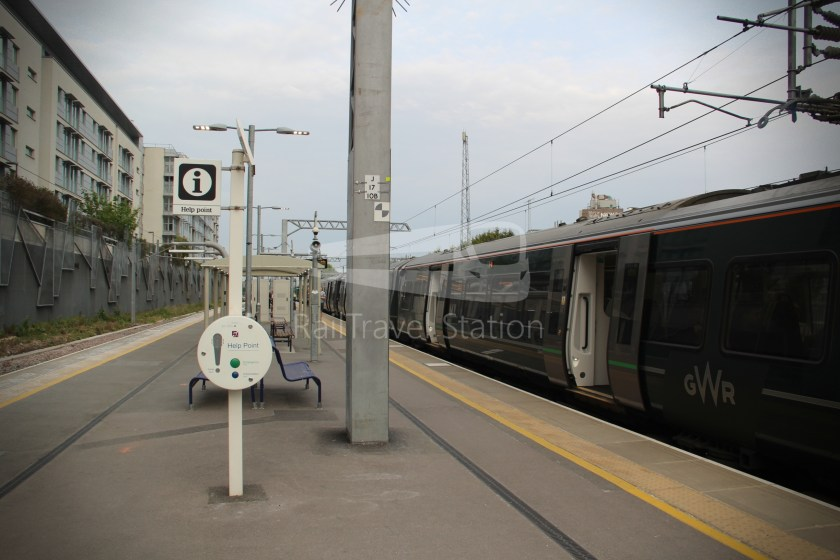 GWR TfL Rail Oxford Heathrow Terminal 4 023