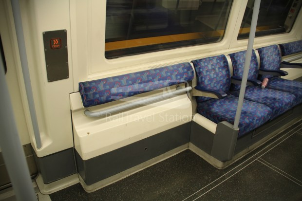 Jubilee Line Canning Town North Greenwich 009