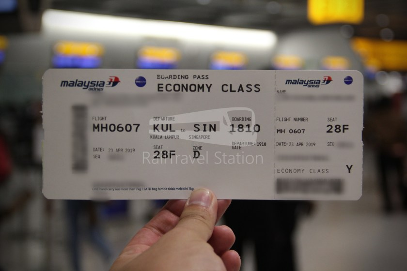 Malaysia Airlines MH1 LHR KUL 010