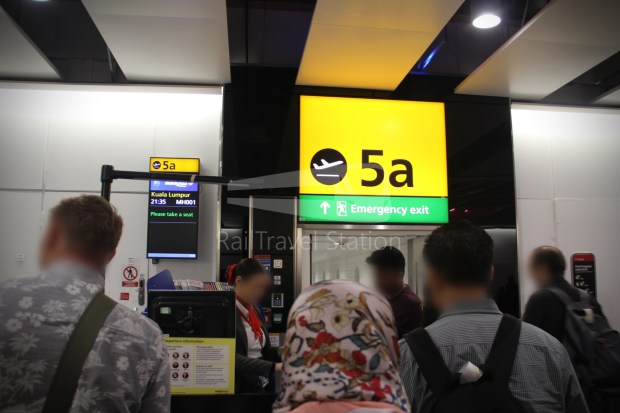 Malaysia Airlines MH1 LHR KUL 064