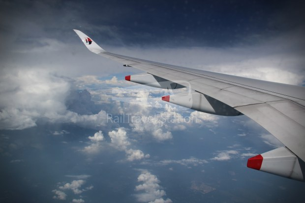 Malaysia Airlines MH1 LHR KUL 168