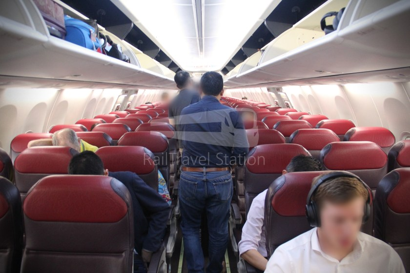 Malaysia Airlines MH607 KUL SIN 030