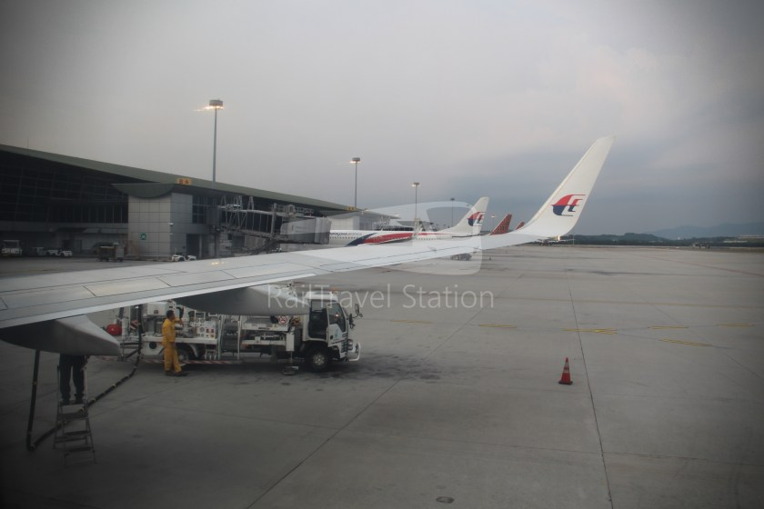 Malaysia Airlines MH607 KUL SIN 033