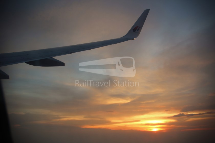 Malaysia Airlines MH607 KUL SIN 050
