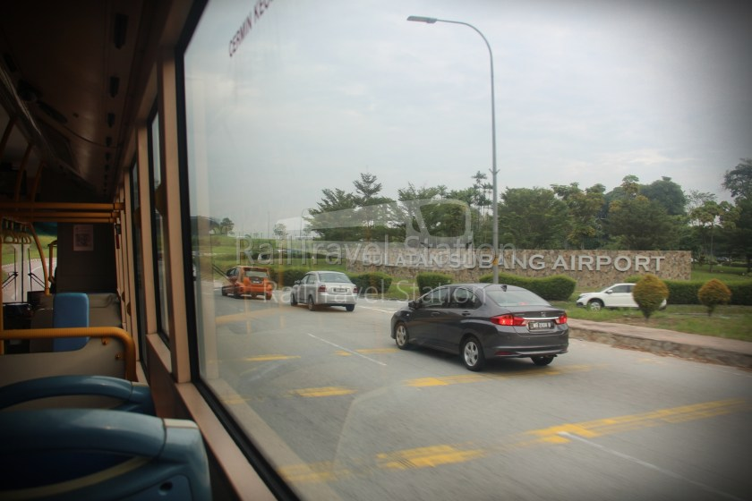 RapidKL T773 Ara Damansara Subang Airport 10