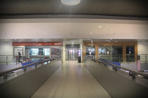 RapidKL T773 Ara Damansara Subang Airport 15