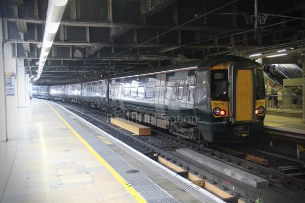 TfL Rail London Paddington Hayes & Harlington 007