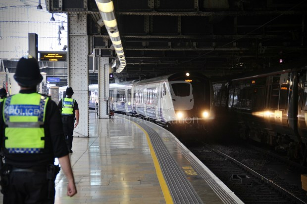 TfL Rail London Paddington Hayes & Harlington 010
