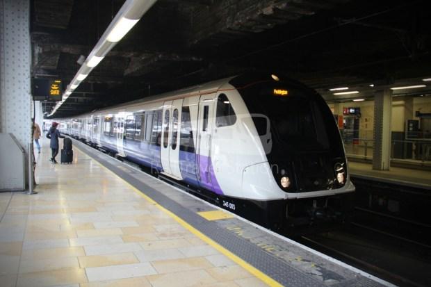 TfL Rail London Paddington Hayes & Harlington 012