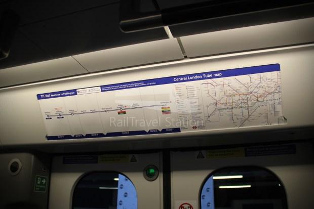 TfL Rail London Paddington Hayes & Harlington 028