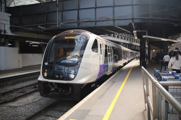 TfL Rail London Paddington Hayes & Harlington 030