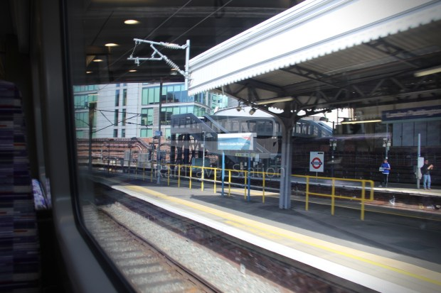 TfL Rail London Paddington Hayes & Harlington 038