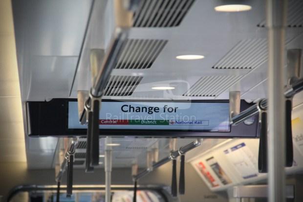 TfL Rail London Paddington Hayes & Harlington 050