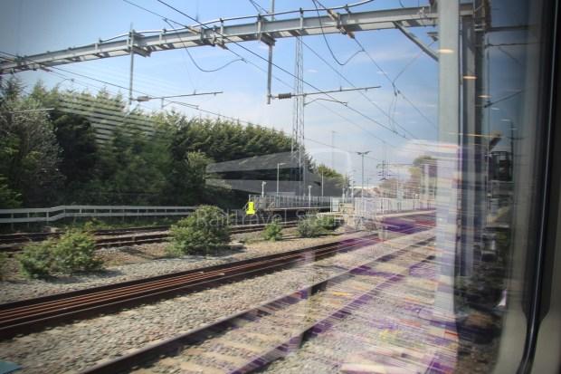 TfL Rail London Paddington Hayes & Harlington 063