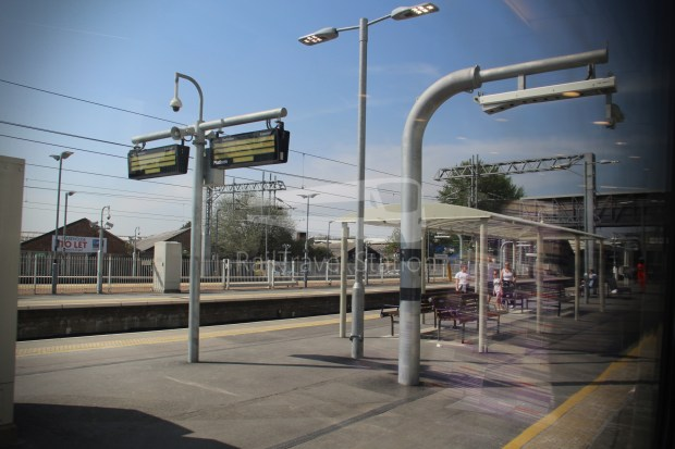 TfL Rail London Paddington Hayes & Harlington 064
