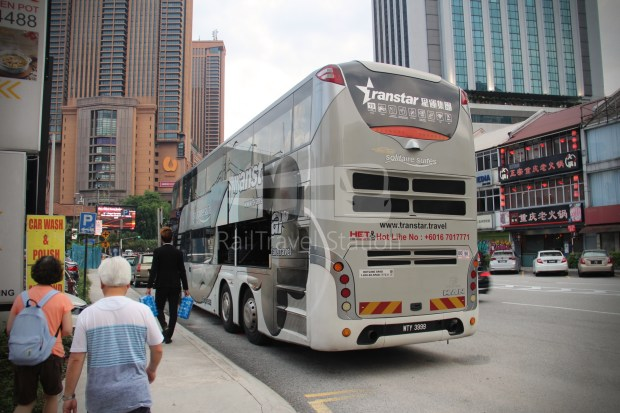 Transtar First Class Solitaire Suites Kuala Lumpur Singapore 009