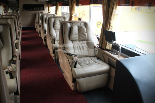 Transtar First Class Solitaire Suites Kuala Lumpur Singapore 013