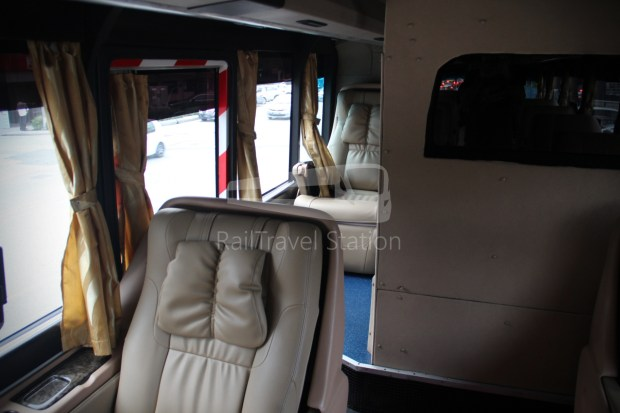 Transtar First Class Solitaire Suites Kuala Lumpur Singapore 015