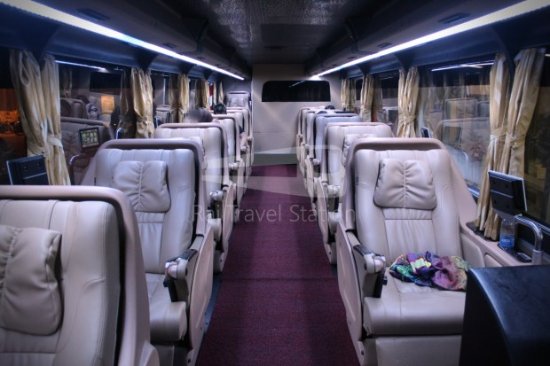 Transtar First Class Solitaire Suites Kuala Lumpur Singapore 051