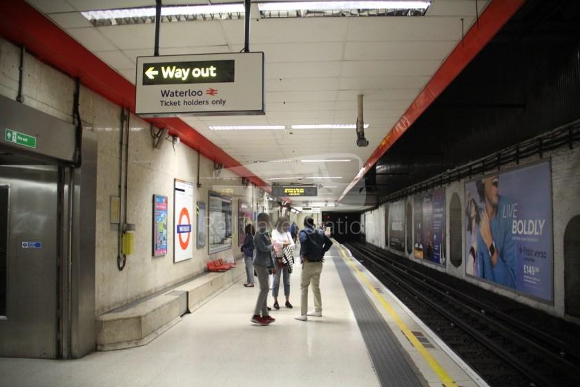 Waterloo & City Line Waterloo Bank 003