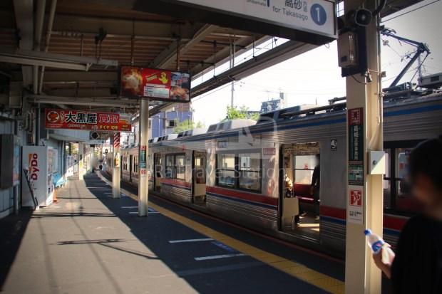 Keisei Kanamachi Line Keisei-Kanamachi Keisei-Takasago 005