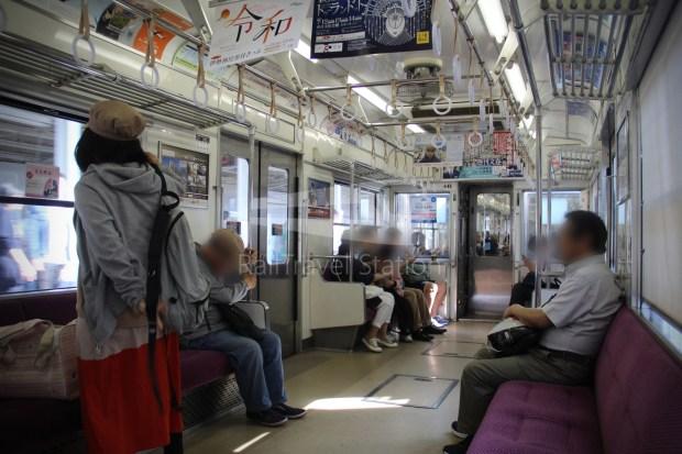 Keisei Kanamachi Line Keisei-Kanamachi Keisei-Takasago 013
