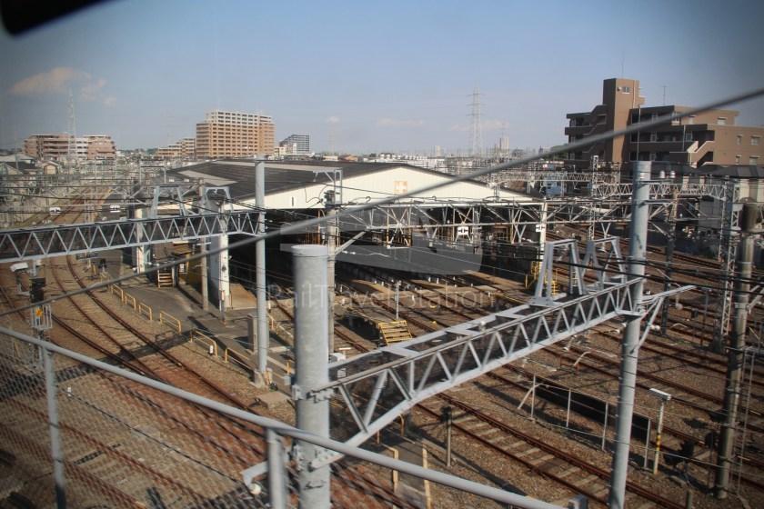 Keisei Kanamachi Line Keisei-Kanamachi Keisei-Takasago 014
