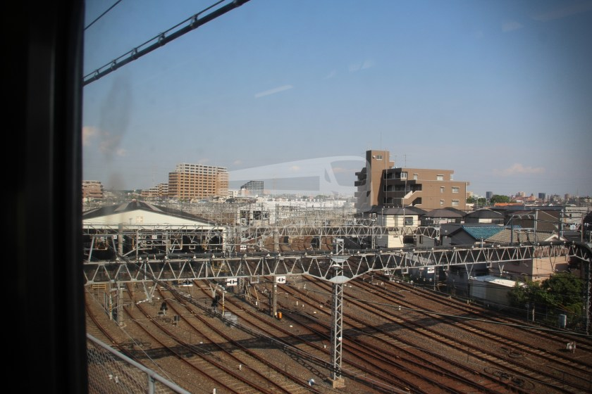 Keisei Kanamachi Line Keisei-Kanamachi Keisei-Takasago 015