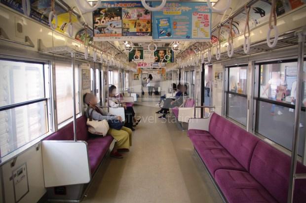 Keisei Kanamachi Line Keisei-Kanamachi Keisei-Takasago 021