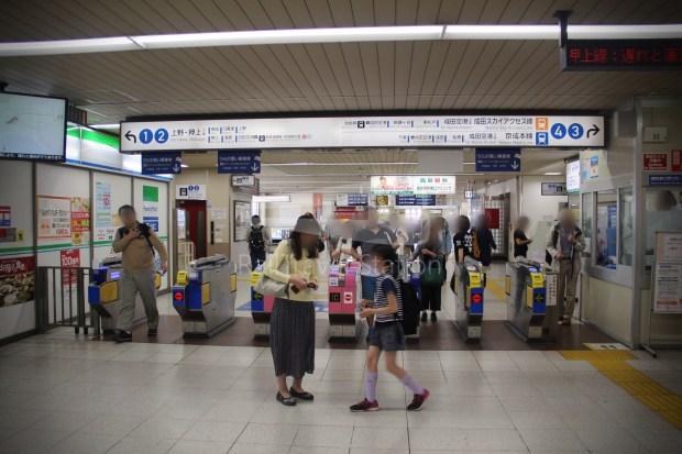 Keisei Kanamachi Line Keisei-Kanamachi Keisei-Takasago 028