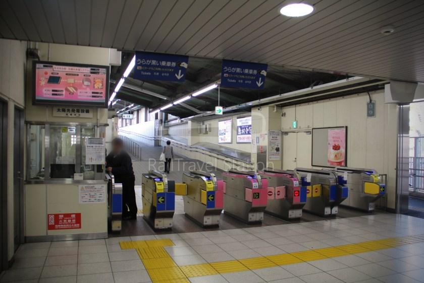 Keisei Kanamachi Line Keisei-Takasago Keisei-Kanamachi 004
