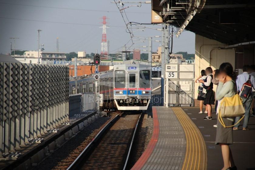 Keisei Kanamachi Line Keisei-Takasago Keisei-Kanamachi 009