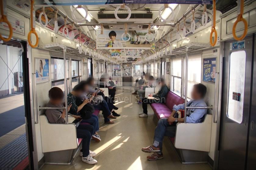 Keisei Kanamachi Line Keisei-Takasago Keisei-Kanamachi 020
