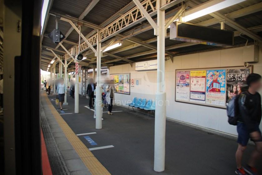 Keisei Kanamachi Line Keisei-Takasago Keisei-Kanamachi 024