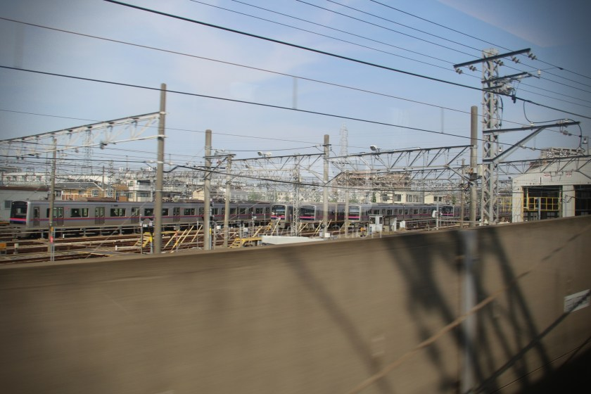 Keisei Skyliner 37 Keisei-Ueno Narita Airport Terminal 1 081