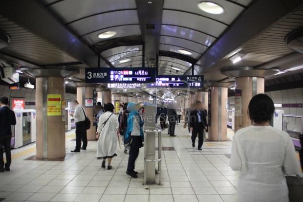 Keisei Skyliner and Tokyo Subway 72-Hour Ticket 027