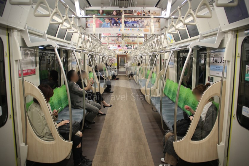 Keisei Skyliner and Tokyo Subway 72-Hour Ticket 033