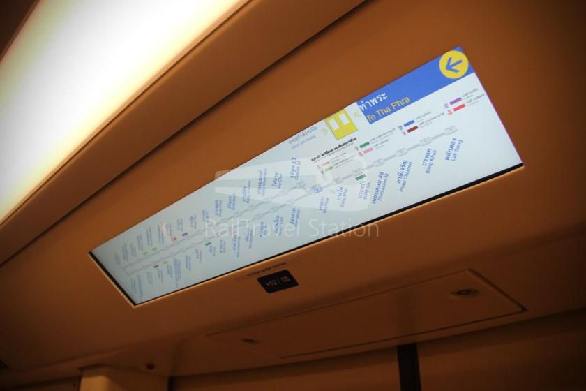 MRT Blue Line Hua Lamphong Tha Phra Extension 023