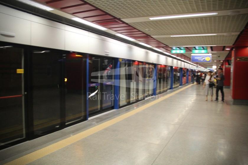 MRT Blue Line Hua Lamphong Tha Phra Extension 031