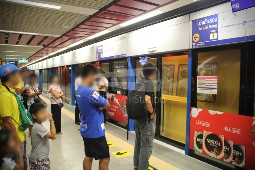 MRT Blue Line Hua Lamphong Tha Phra Extension 040