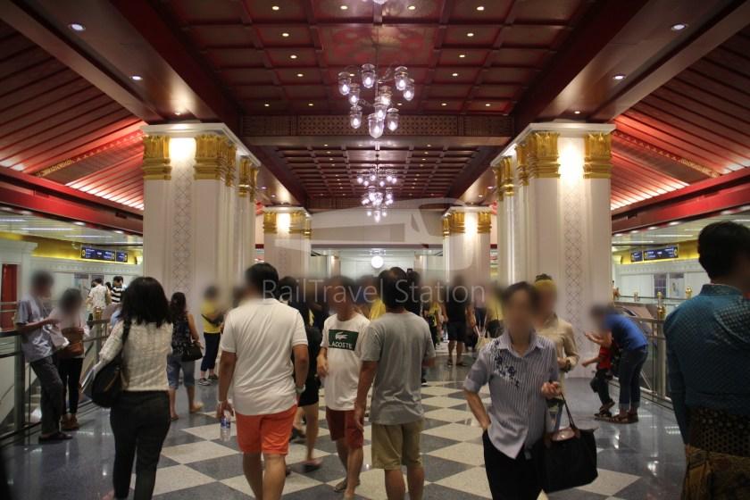 MRT Blue Line Hua Lamphong Tha Phra Extension 058