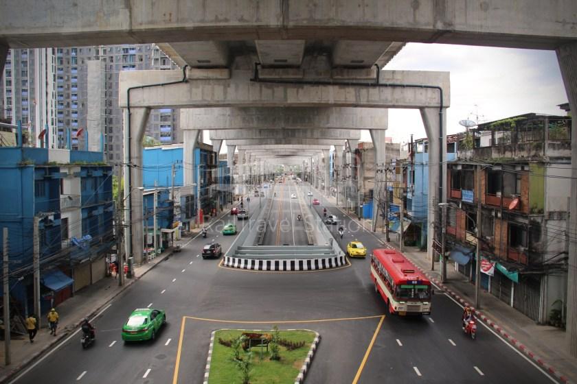 MRT Blue Line Hua Lamphong Tha Phra Extension 104