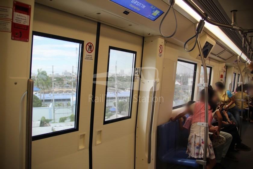 MRT Blue Line Hua Lamphong Tha Phra Extension 118