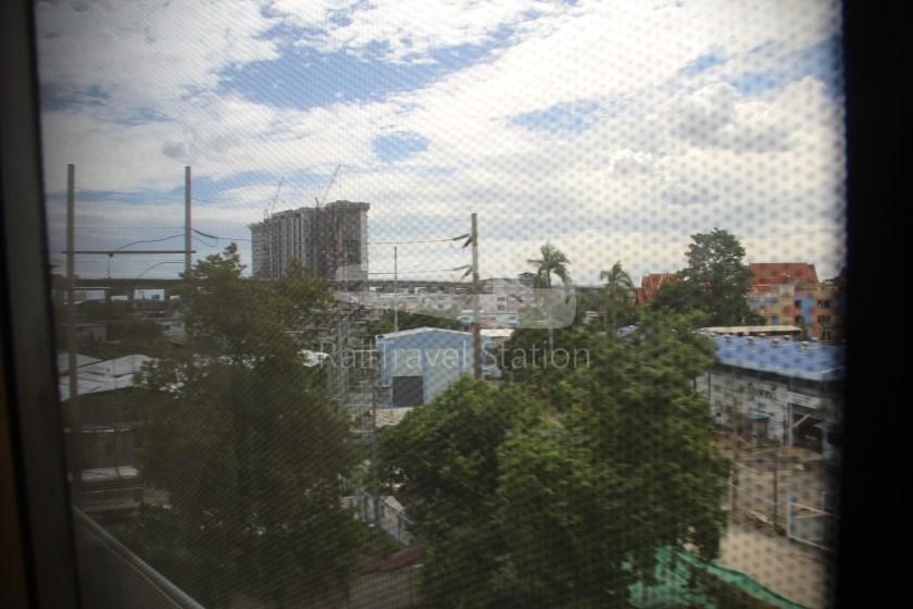 MRT Blue Line Hua Lamphong Tha Phra Extension 119